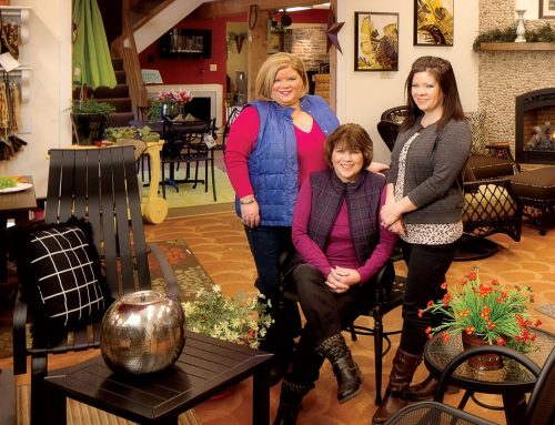 Nancy Reader, Hearth and Home Furnishings, to be honored as Entrepreneur of the Year